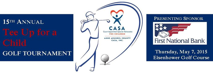 Anne Arundel County CASA 15th Annual Golf Tournament: Tee Up for a Child! @ Eisenhower Golf Course | Crownsville | Maryland | United States