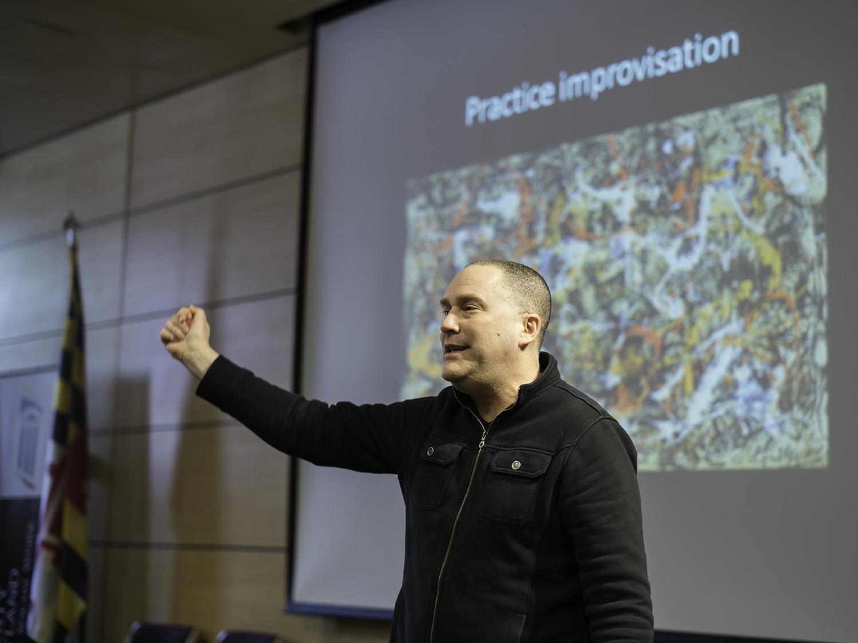 Keynote Speaker Rob Levit