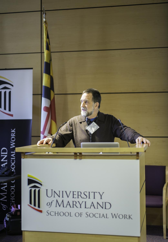 Dr. Richard Barth, Dean of UM SSW
